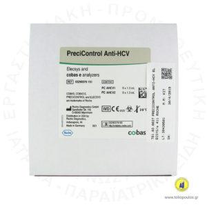 PRECICONTROL-ANTI-HCV-ELECSYS-e-411-ROCHE