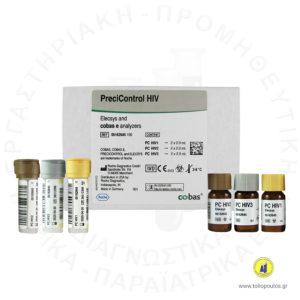PRECICONTROL HIV ELECSYS ROCHE ΤΟΛΙΟΠΟΥΛΟΣ ΔΙΑΓΝΩΣΤΙΚΑ