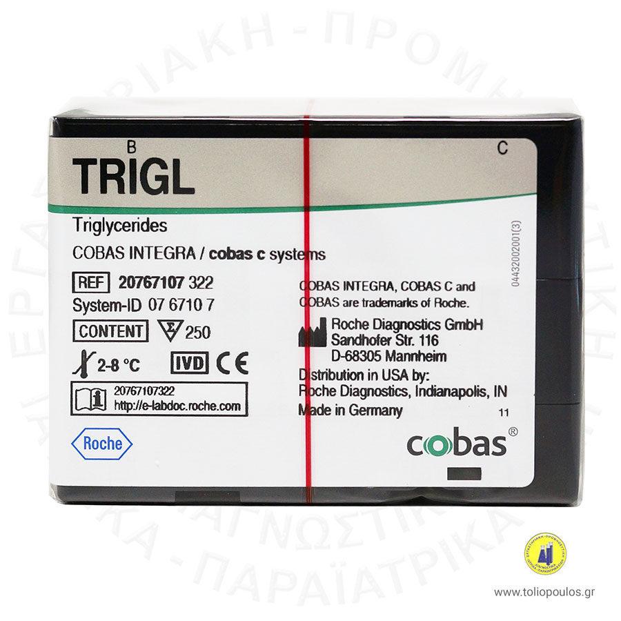 TRIGLYCERIDES-250T-INTEGRA