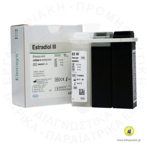 αντιδραστήρια estradiol elecsys roche