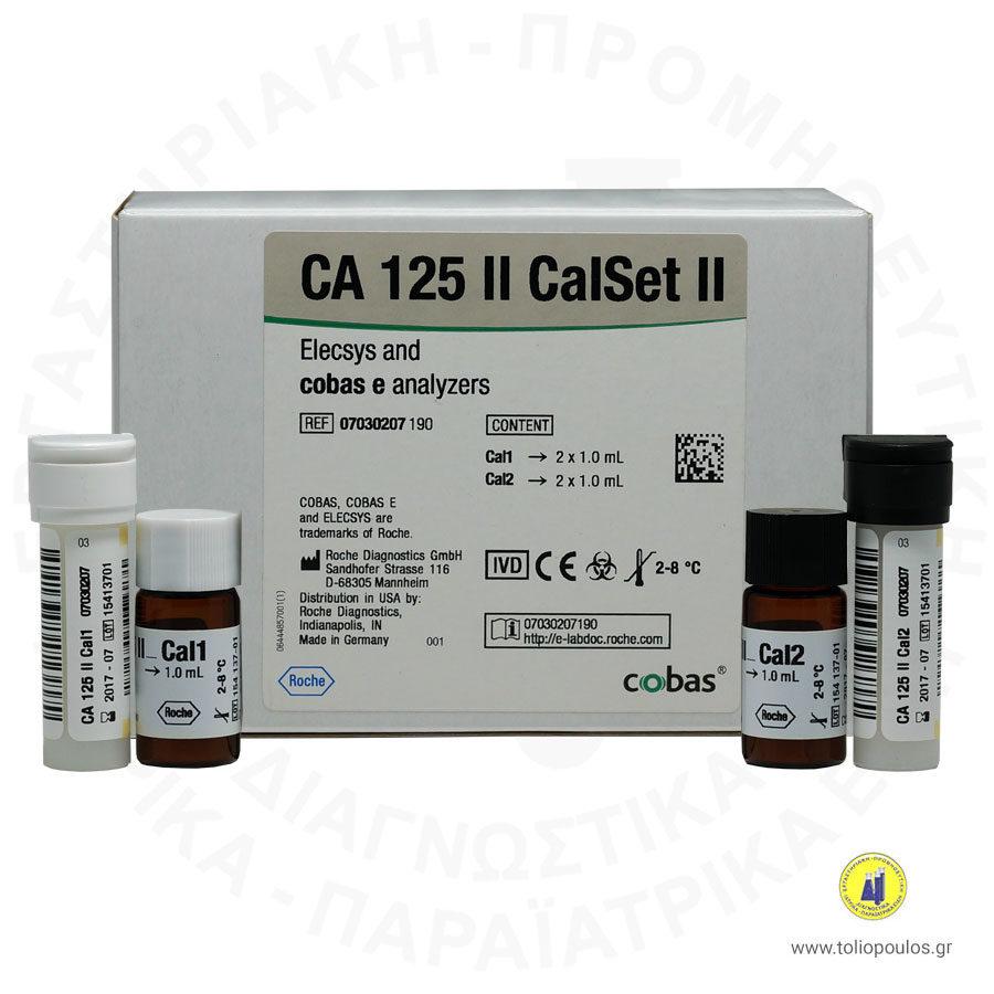 Calset Ca 125 Roche Elecsys