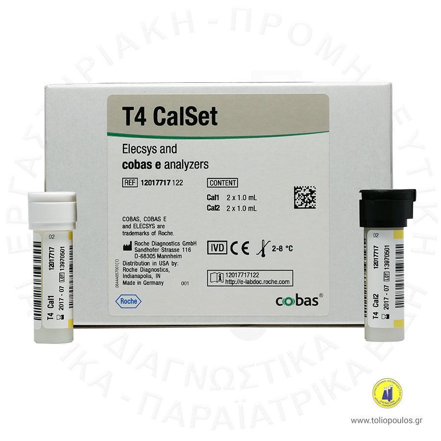 calset t4 roche elecsys cobas toliopoulos diagnostika