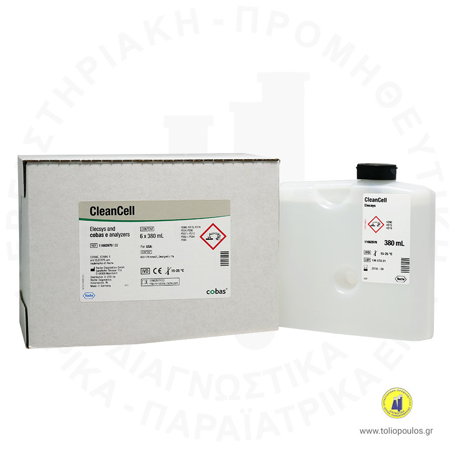 cleancell-elecsys-roche