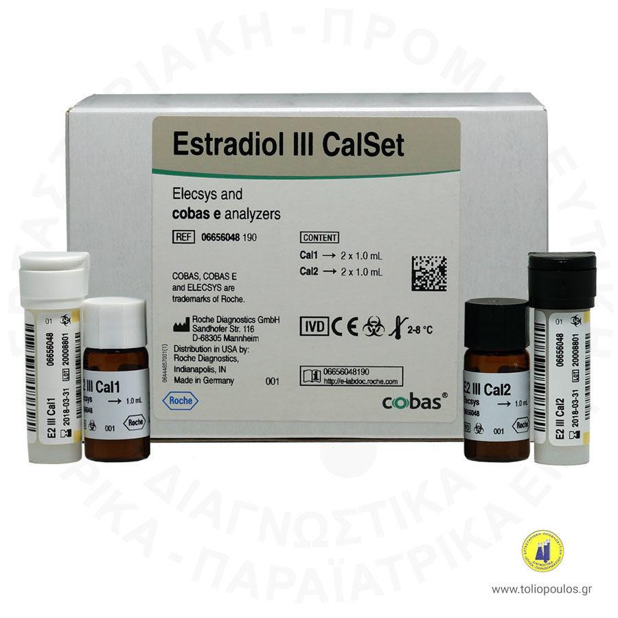 calset estradiol iii roche elecsys