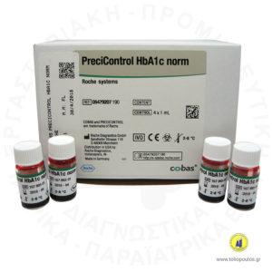 Precicontrol HbA1c Norm Roche