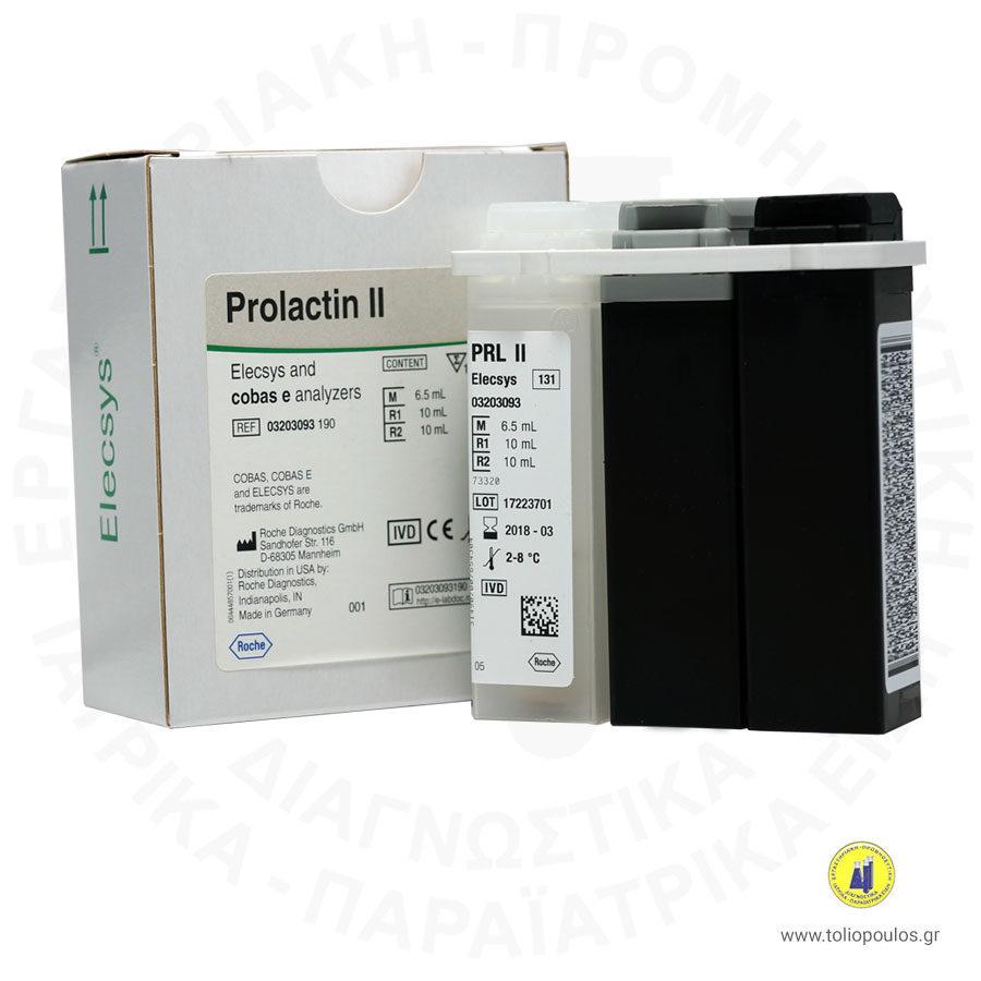 αντιδραστήρια prolactin ii roche