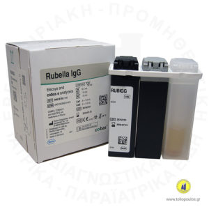 Rubella Igg Elecsys Roche