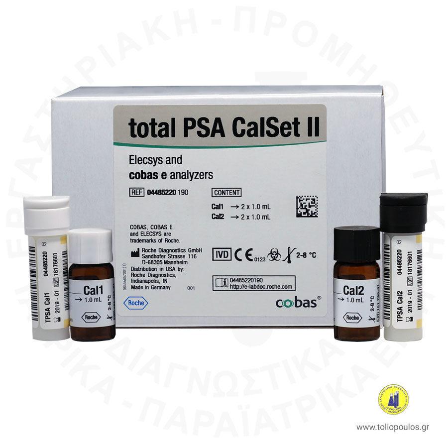 Calset Total Psa Roche Elecsys