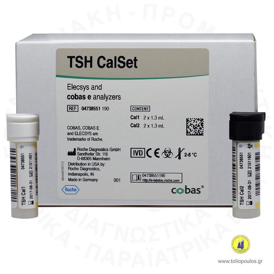 Calset Tsh Roche Elecsys