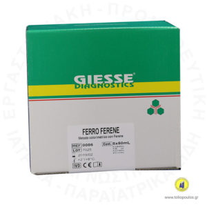 IRON-FERENE-8x50ml-GIESSE