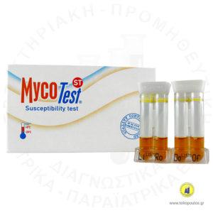 MYCOTEST ST (ΜΕ AΝΤΙΒΙΟΓΡΑΜΜΑ) BIOPREPARE TOLIOPOULOS DIAGNOSTIKA