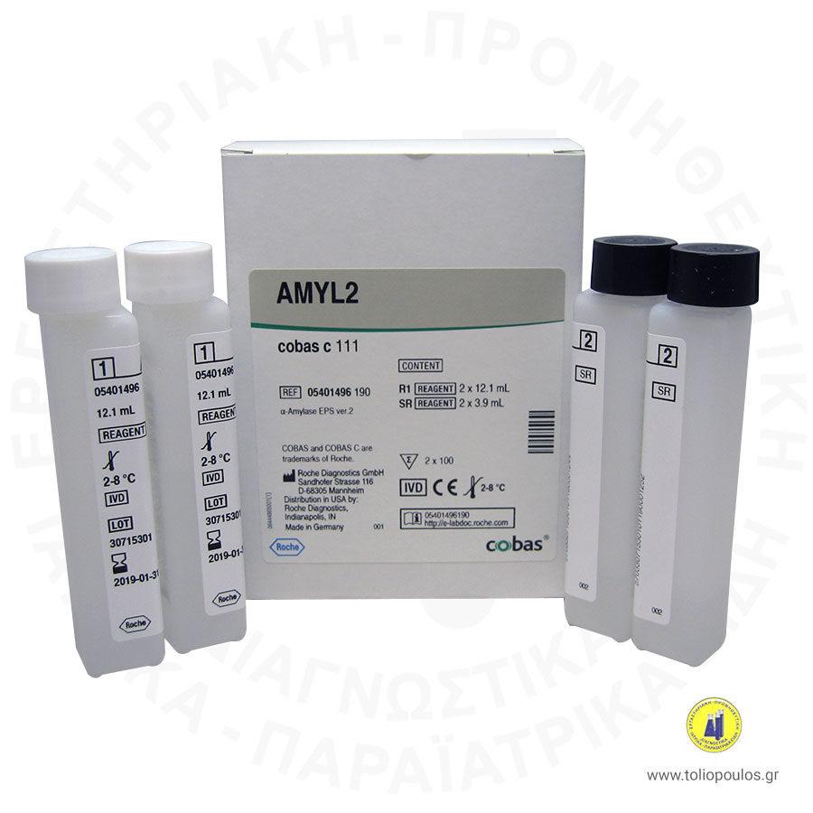 Amylase 2 Cobas C111 Roche