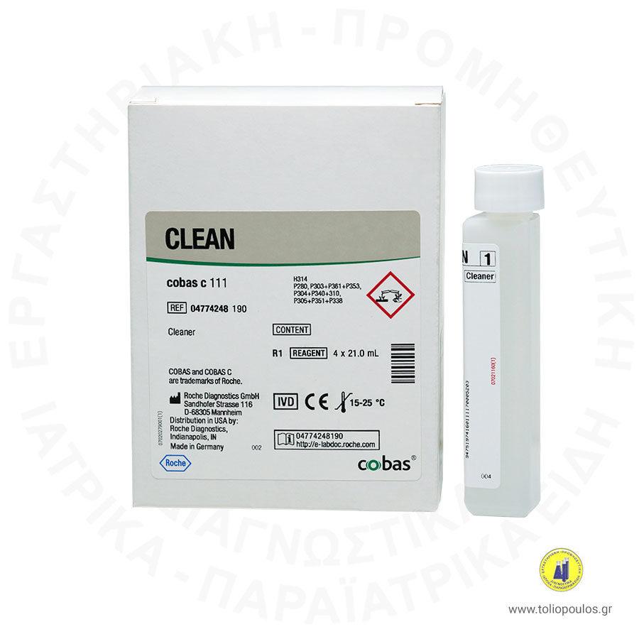Αντιδραστήρια Clean Basisch C111 Roche