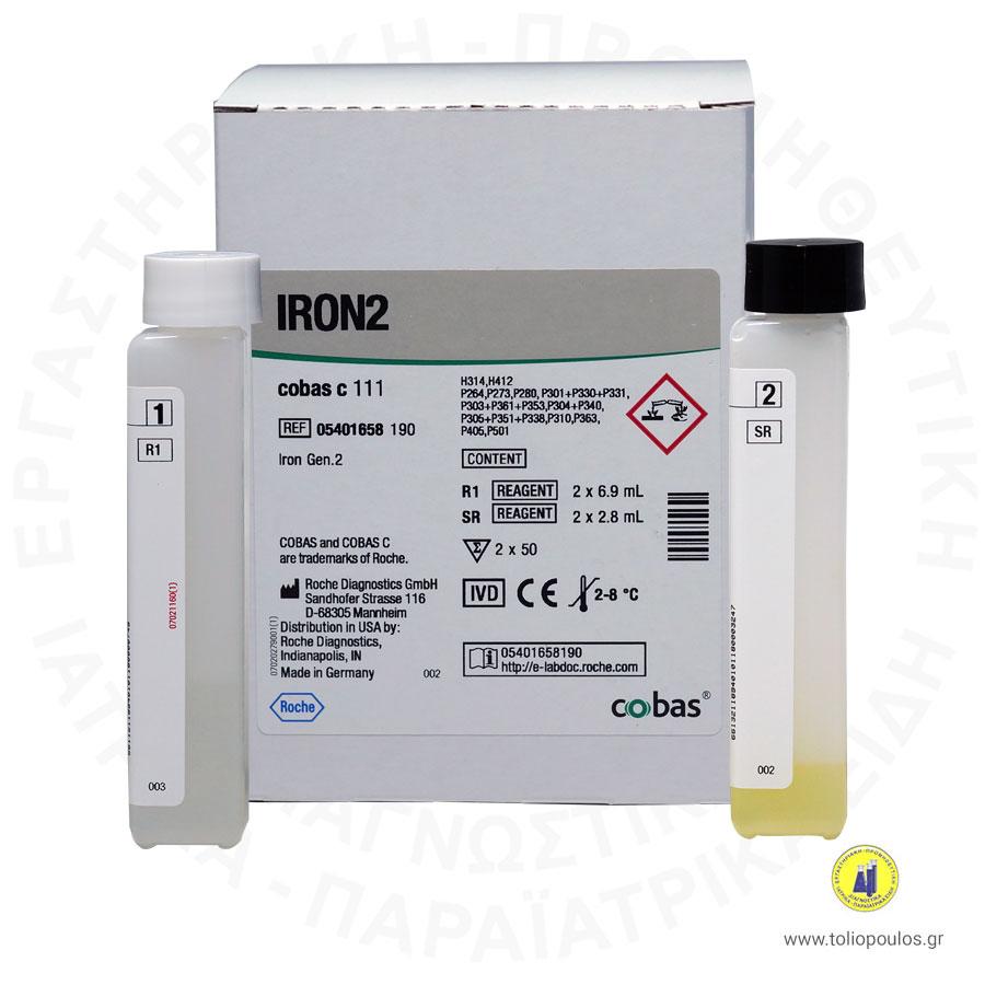 iron-c111-roche-reagent