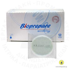 τρυβλία, θρεπτικό υλικό nutrient agar bioprepare
