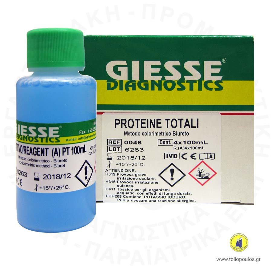 Total Protein Giesse