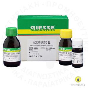 αντιδραστήρια ck uric acid giesse