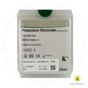 potassium-electrode