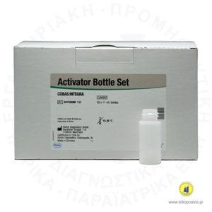 activation bottle set roche c111 τολιοπουλος διαγνωστικα