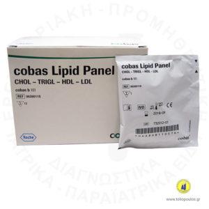 Lipid Panel Roche B 101