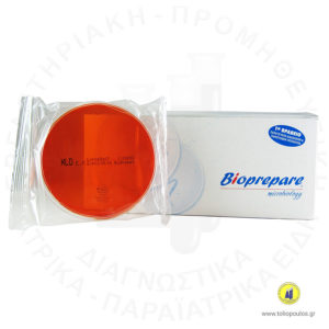 XLD AGAR BIOPREPARE Box/10
