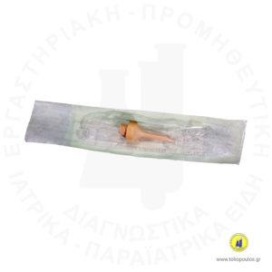 Ενδοτράχηλα plastic cannulas