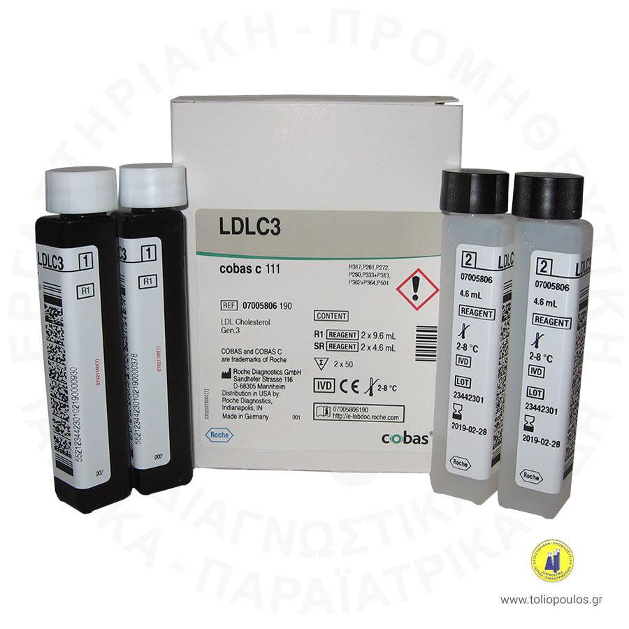 Ldlc3 Reagent C111 Roche