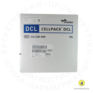 CELLPACK DCL 10LT XN-L SYSMEX ΤΟΛΙΟΠΟΥΛΟΣ ΔΙΑΓΝΩΣΤΙΚΑ